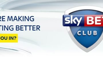 Sky Bet Club information