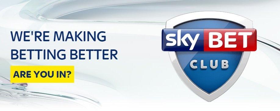 Sky Bet Club information