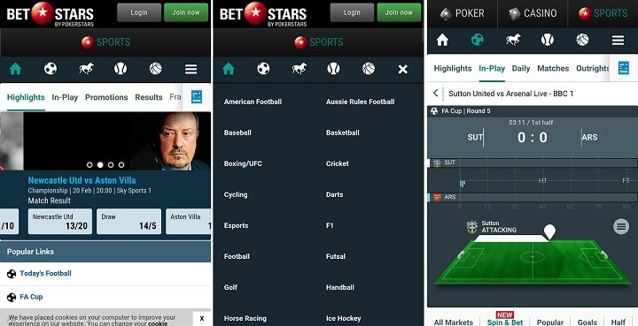 How to download BetStars app