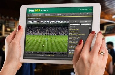 bet365 streaming information
