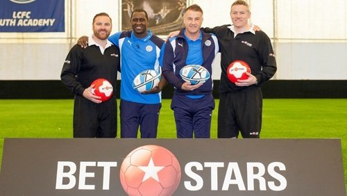 BetStars sponsor Leicester sports clubs