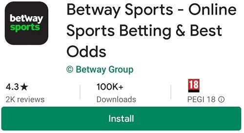 Betway Sports on Google Play