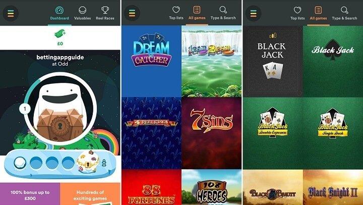 Casumo casino for mobile