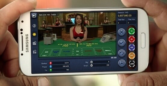 Games on the bet365 casino app