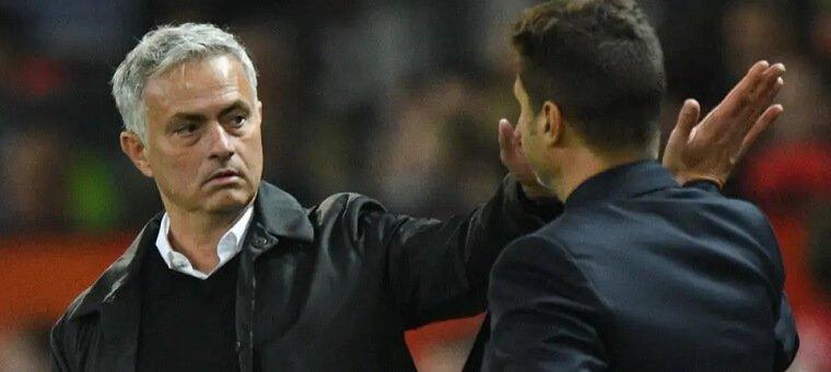 Mourinho new Spurs Boss
