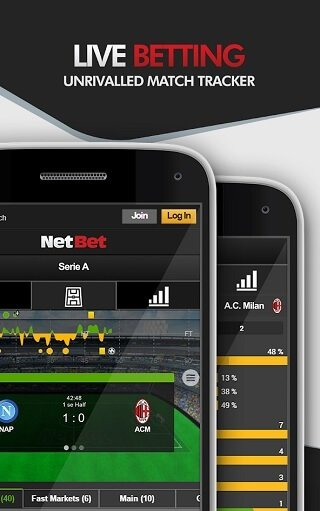NetBet mobile - betting & casino