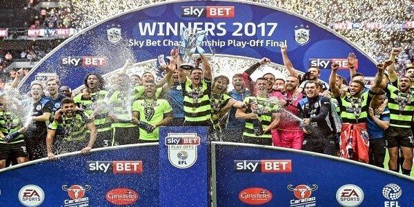 Sky Bet sponsors the EFL Championship