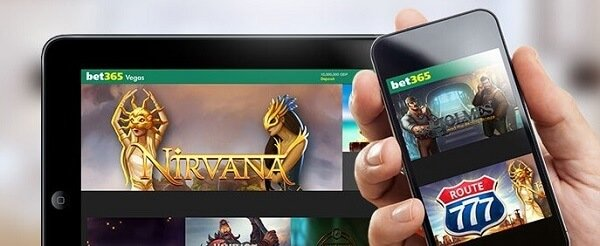 bet365 Vegas app for Android and now iPhone