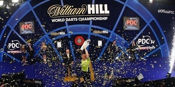 World Darts Championship sponsors