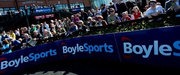 BoyleSports sponsor several horse racing events