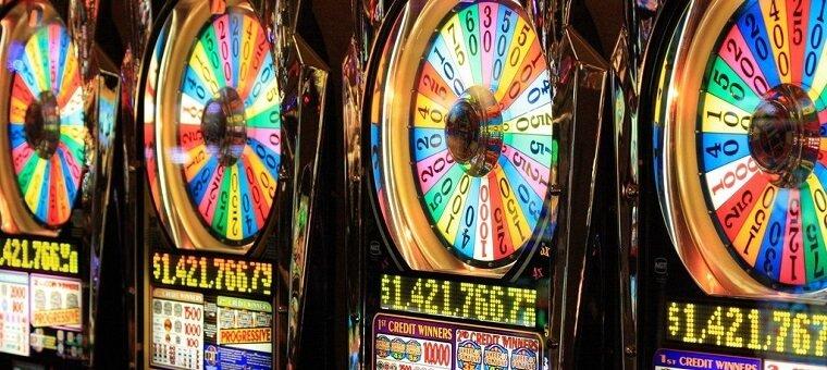 Hard Rock slot machines