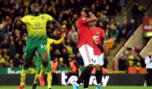 Manchester United v Norwich