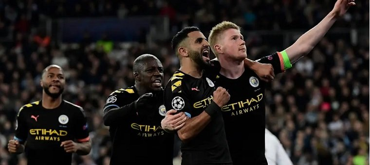 Manchester City Champions League ban