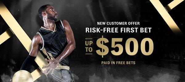 BetMGM Sportsbook promo