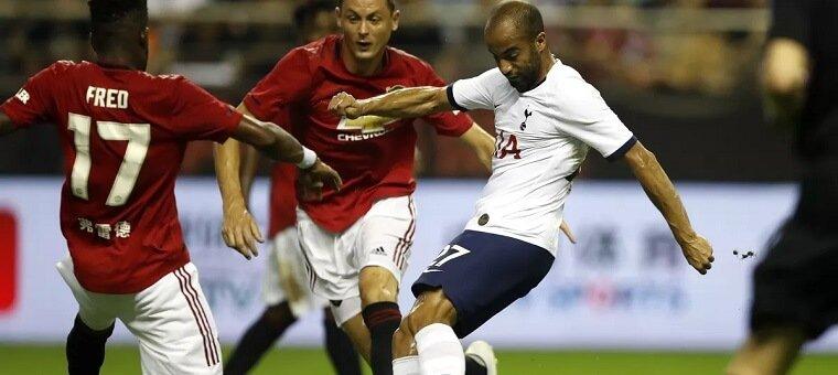 Tottenham v Manchester United