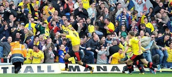 Watford v Leicester