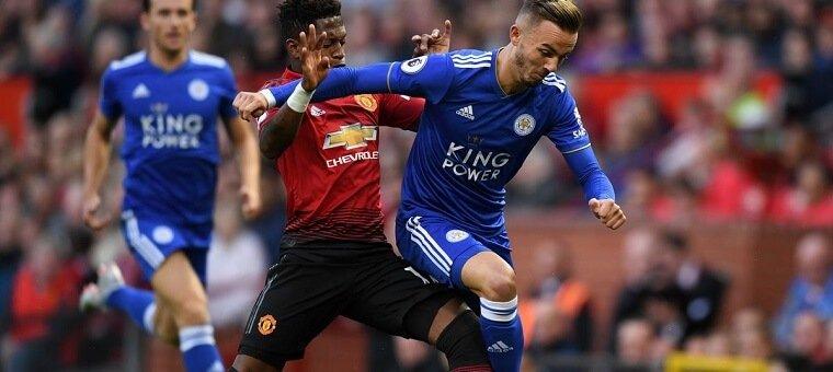 Leicester v Manchester United