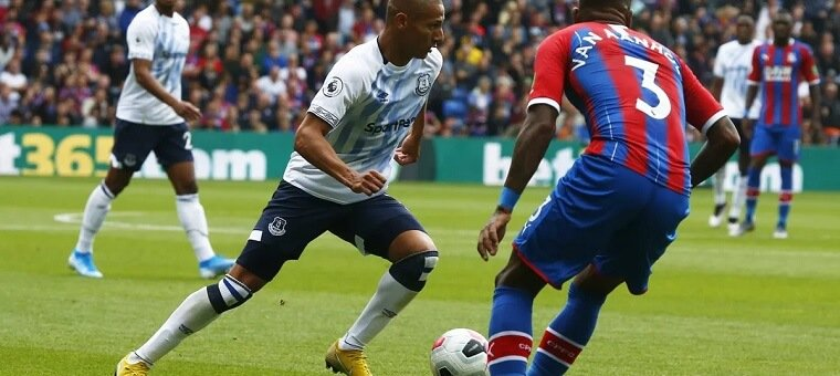 Crystal Palace v Everton