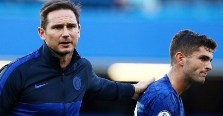 Lampard and Pulisic