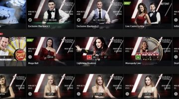 live casinos betsafe