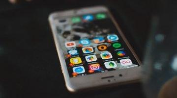 Mobile app iPhone