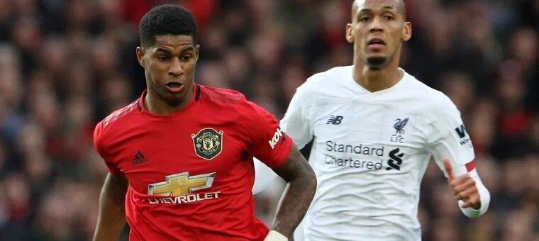Liverpool v Man United