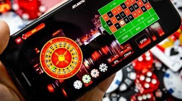 Mobile casino game