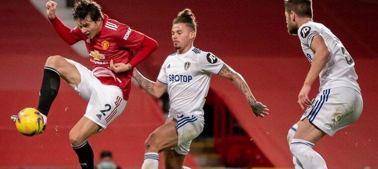 Man United vs Leeds