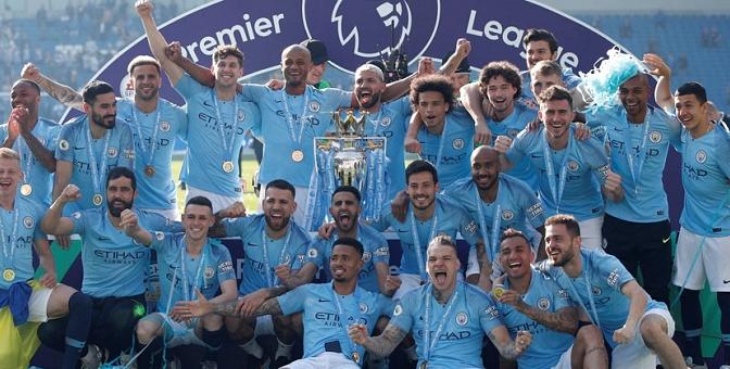 Premier League Title Favourites 21-22