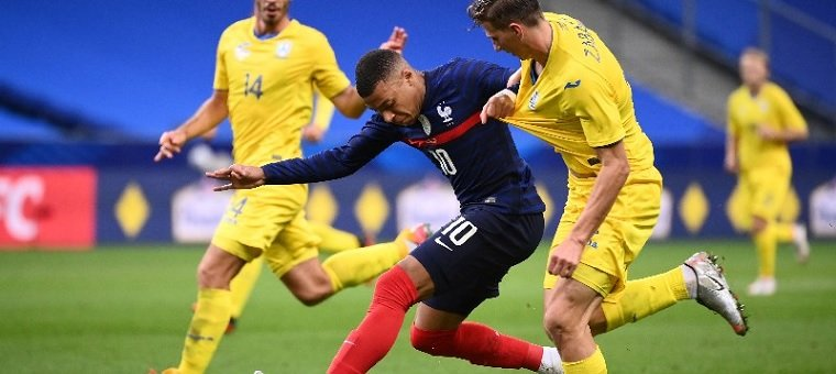 Ukraine vs France